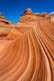 Colline del coyote nelle scogliere Arizona di Vermilion Fotografia Stock Libera da Diritti