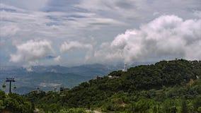 Colline del Na di sedere del parco di Danang archivi video
