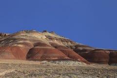 Colline della bentonite, parco nazionale della scogliera del Campidoglio Fotografie Stock