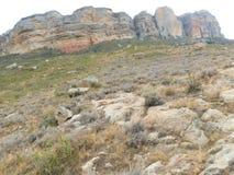 Colline della valle Immagine Stock Libera da Diritti