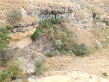 Colline della valle Immagini Stock Libere da Diritti