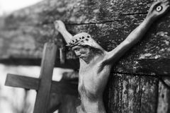 Colline des croix dans Siauliai, Lithuanie Images stock