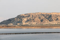 Colline di Sodoma. Israele Fotografie Stock Libere da Diritti