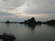 Colline 2 du Vietnam Image libre de droits
