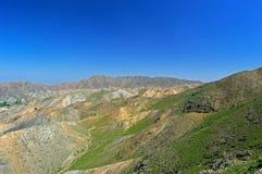 Colline e montagne Fotografie Stock Libere da Diritti