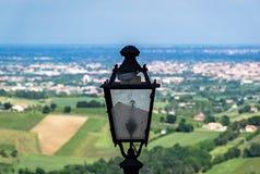 Colline e vedute Forlì obrazy royalty free