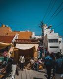 Collines de Chamundi photographie stock libre de droits