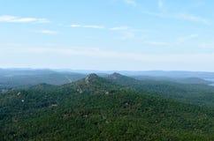 Collines de l'Arkansas Photos libres de droits