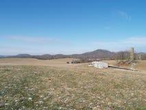Collines du Kentucky Image libre de droits