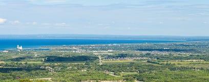Collingwood в Онтарио Стоковое Изображение RF