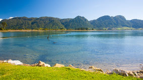 Collingwood Nowa Zelandia Zdjęcia Stock