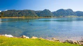 Collingwood Nuova Zelanda Fotografie Stock