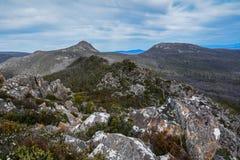 Collins Mütze Tasmanien 2 Stockbild