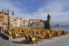 Collioure Stock Images