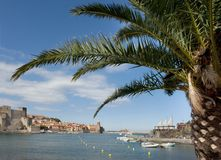 Collioure Stock Photography