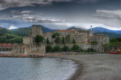 Collioure Stock Photo