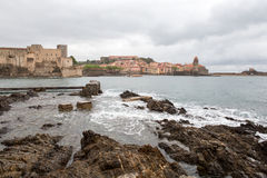 Collioure Royalty Free Stock Images
