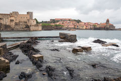 Collioure Stock Photos