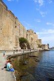 Collioure, France Photos stock