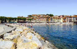 Collioure, France Stock Image