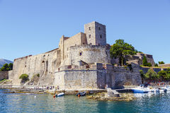 Collioure, France Stock Images