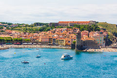 Collioure Royalty Free Stock Image