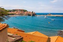 Collioure Royalty Free Stock Photo