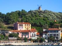 Collioure Frankrike Royaltyfri Fotografi