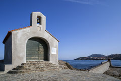 Collioure,Occitanie,France. Royalty Free Stock Images