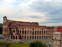 Colliseum in Rome Stock Photos