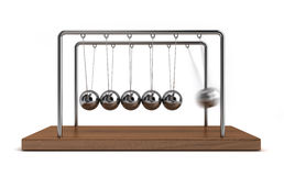 Collision Balls 2. Collision balls in action Royalty Free Stock Photo