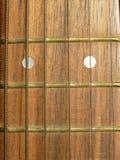 Collo della chitarra Immagine Stock
