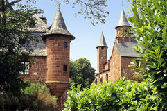 Collonges Royalty Free Stock Photo