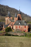 Collonges-la-rouge Stock Image