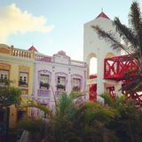 Collor place in Fortaleza Stock Images