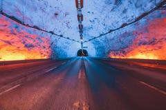 Collor-Tunnel Stockfotos