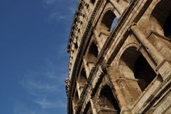 Colloseo. The Colliseum in Rome Italy Stock Photography