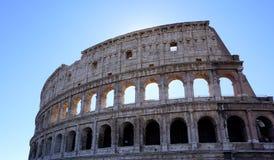 Colloseum在罗马 免版税库存照片