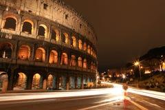 Colloseum,罗马,意大利 库存照片