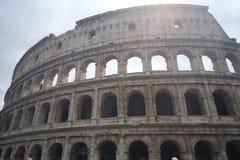 Colloseum перемещения города Рима Италии старое красивое старое красивое Стоковое Изображение RF
