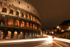 Colloseum, Рим, Италия Стоковые Фото