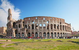 Colloseum Stock Photo
