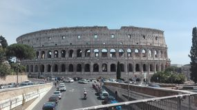 Colloseum photographie stock