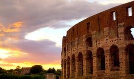 Colloseum en Roma Imagenes de archivo