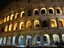 Colloseum för Rome Italien forntida härlig stadslopp Arkivbild