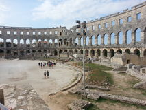 Colloseum. From far Stock Photos