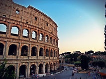 Colloseum. History statue Royalty Free Stock Photo