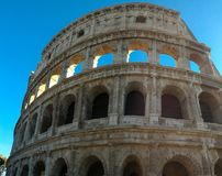 Colloseum. Italy rome Stock Photo