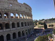 colloseum Royalty Free Stock Photography