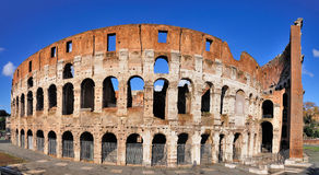Colloseum, Roma Fotografie Stock